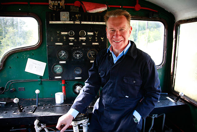 Great British Railway Journeys 6