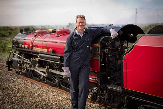 Great British Railway Journeys 7