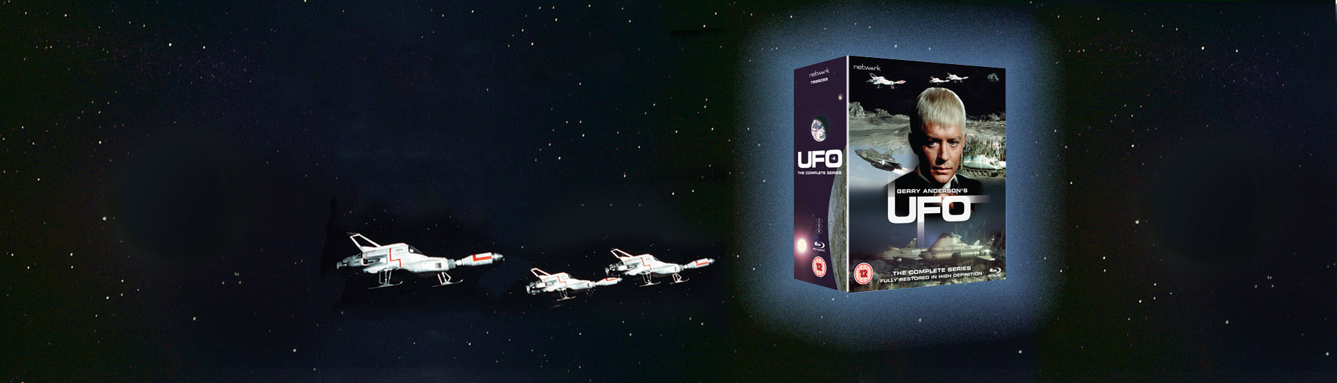 UFO: The Complete Series [Pre-buy]