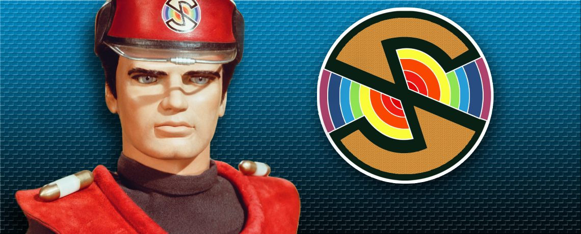 Captain Scarlet and the Mysterons: Volume 1 [BLU-RAY]