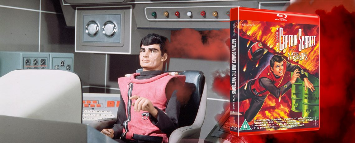 Captain Scarlet and the Mysterons: Volume 4 [BLU-RAY] [PRE-ORDER]