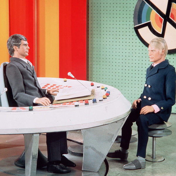 Captain Scarlet and the Mysterons: How to End a Series...