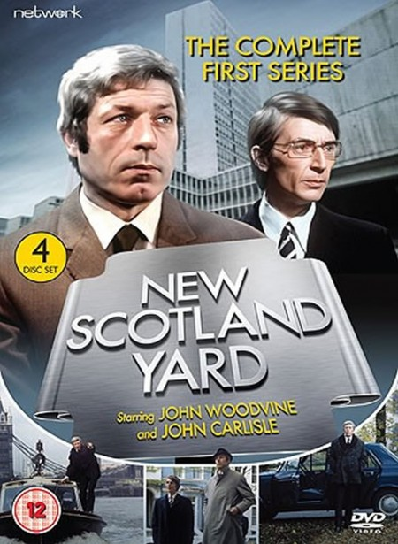 New Scotland Yard: The Complete Series 1