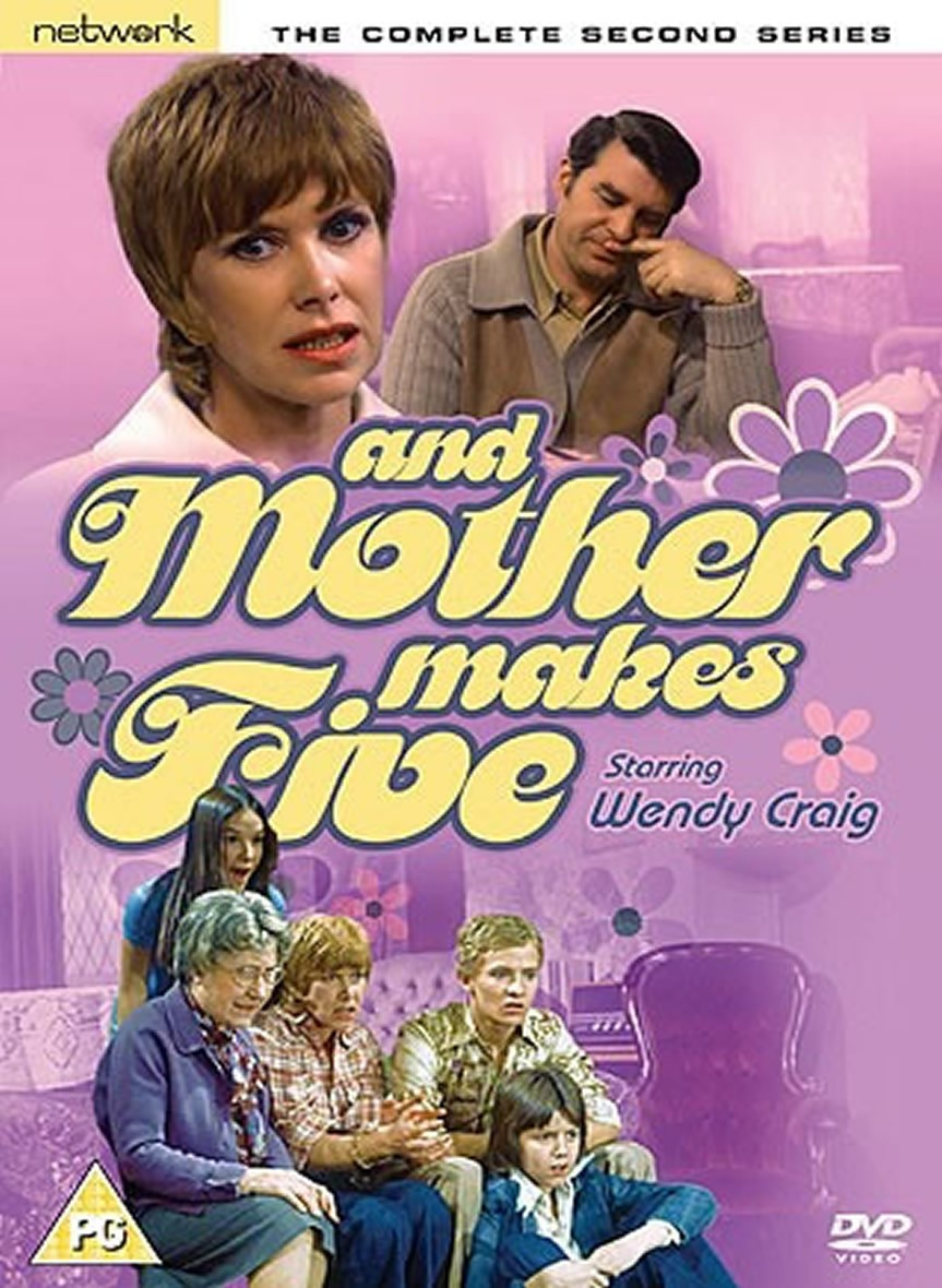 And Mother Makes Five: The Complete Series 2
