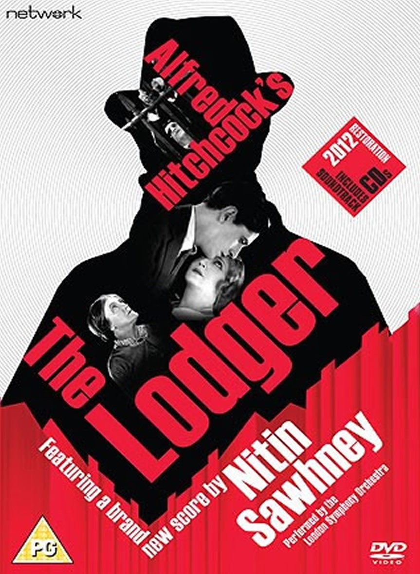 Lodger (The): 2012 Restoration plus soundtrack CDs