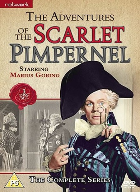 Adventures of the Scarlet Pimpernel: The Complete Series