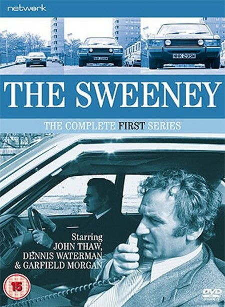Sweeney (The): The Complete Series 1