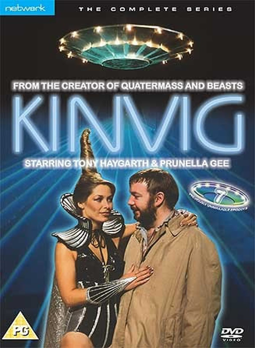 Kinvig: The Complete Series