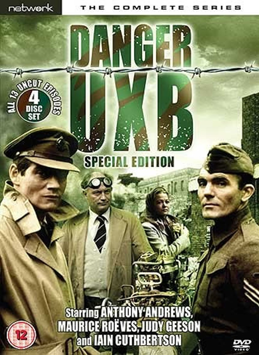 Danger UXB: The Complete Series Special Edition