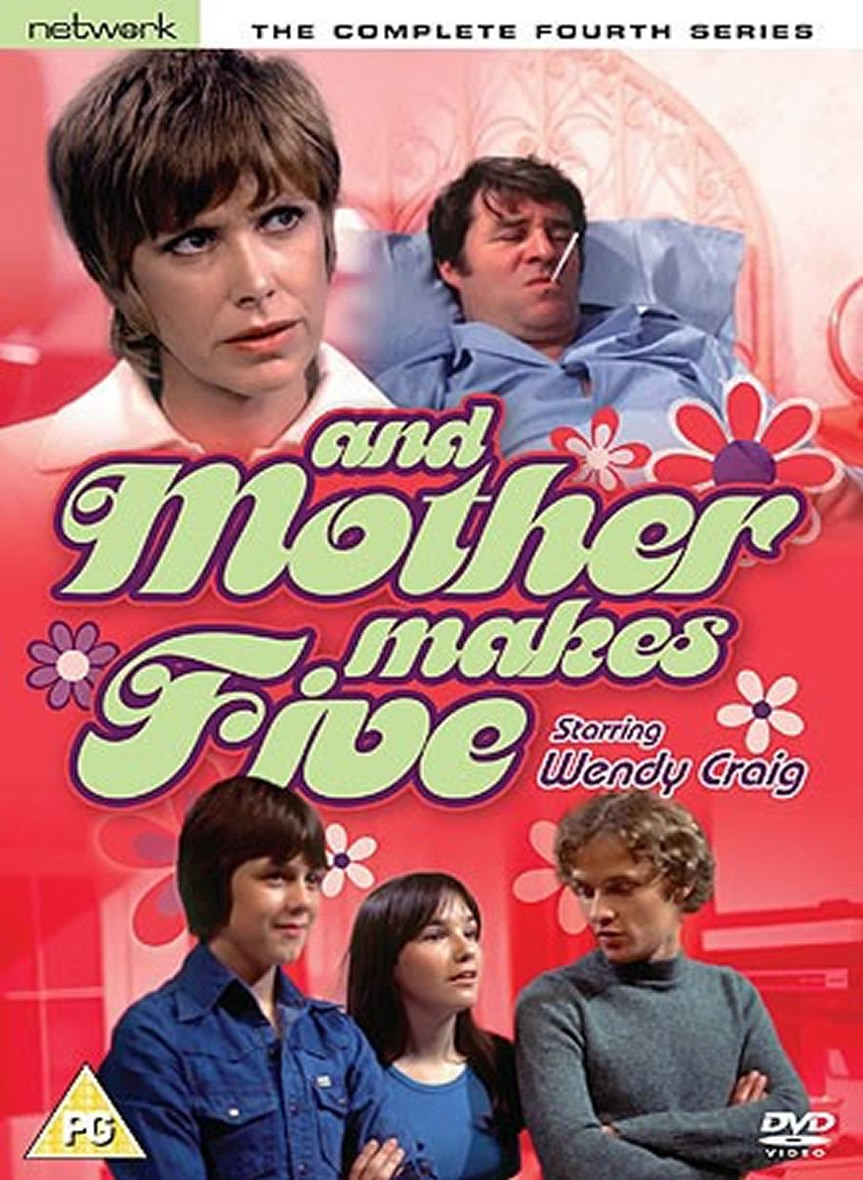 And Mother Makes Five: The Complete Series 4