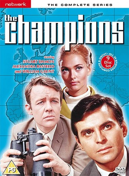 Champions (The): The Complete Series Special Edition
