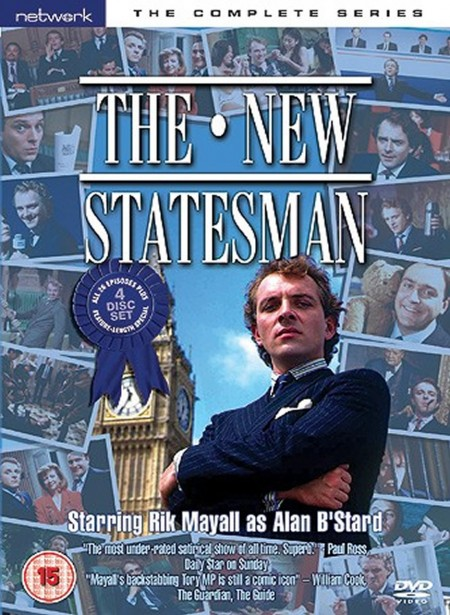 New Statesman (The): The Complete Series