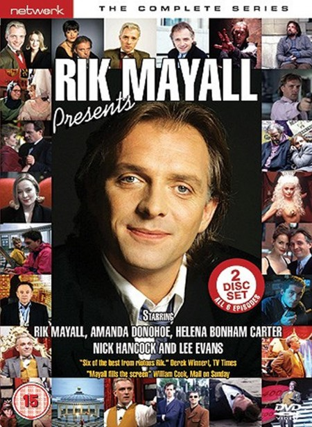 Rik Mayall Presents: The Complete Series
