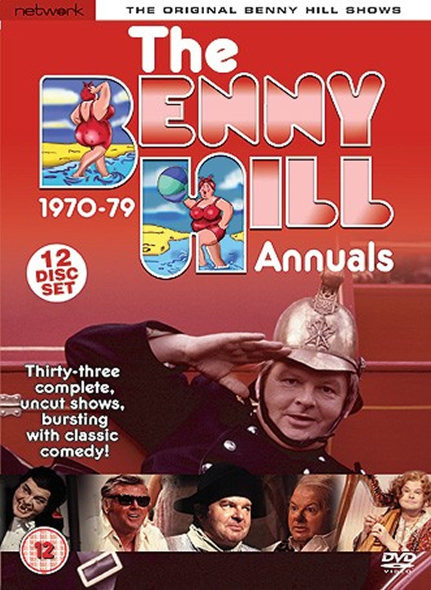 Benny Hill: The Benny Hill Annuals 1970-79