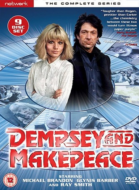 Dempsey and Makepeace: The Complete Series