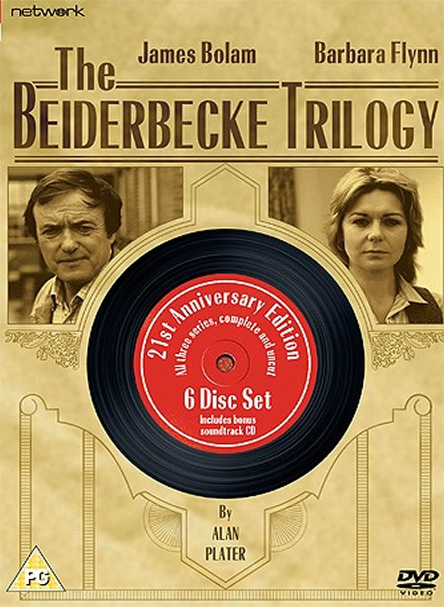 Beiderbecke Trilogy: The Complete Series
