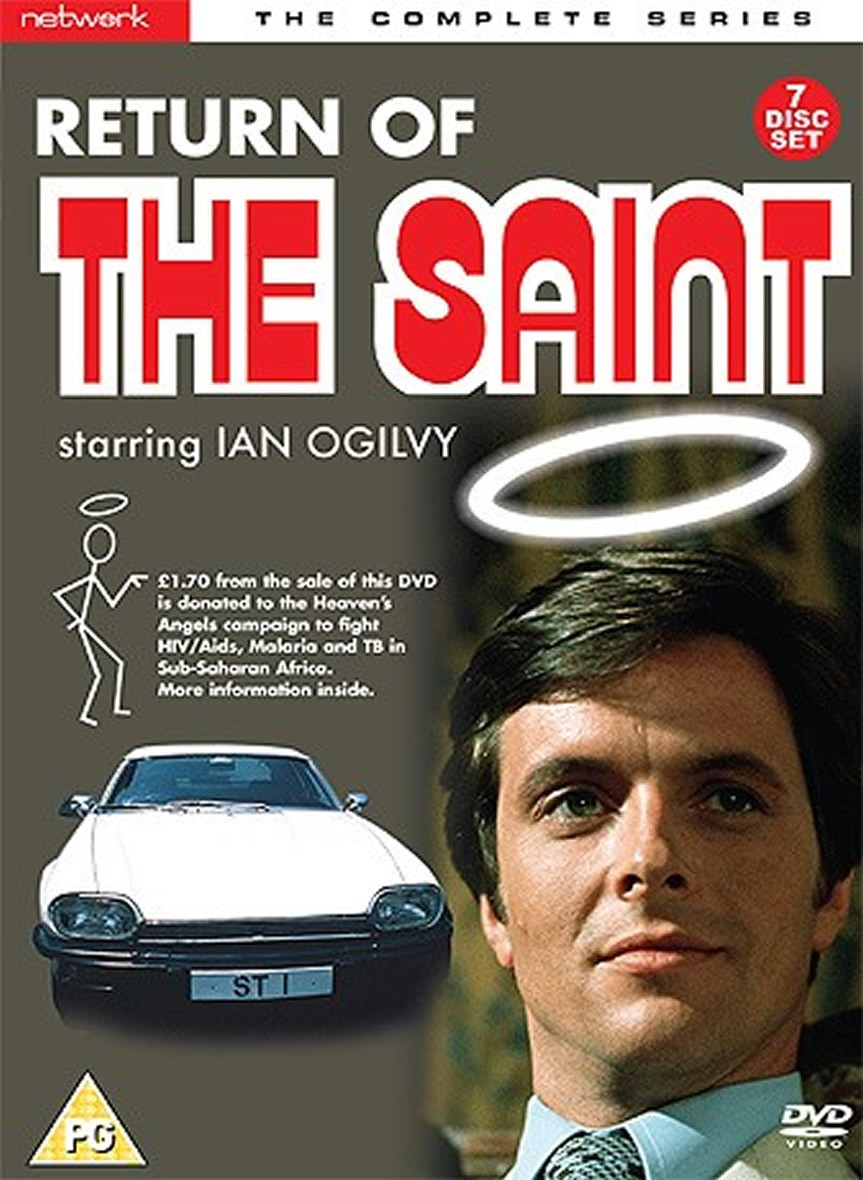 Return of the Saint (The): The Complete Series
