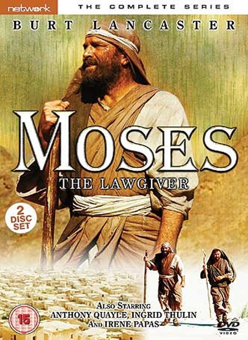 Moses the Lawgiver: The Complete Series