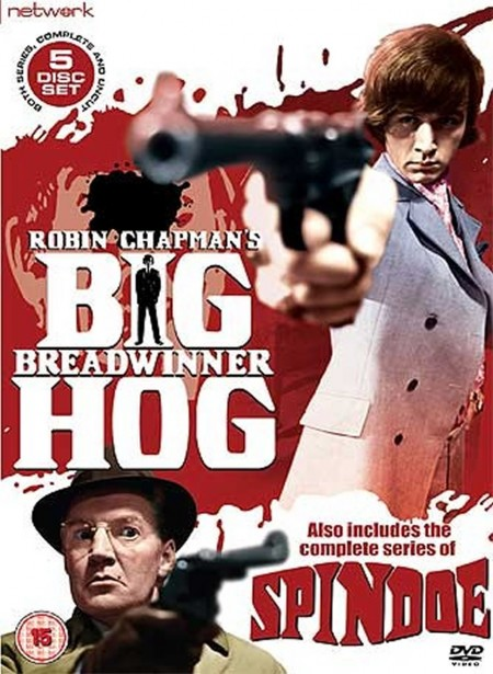Big Breadwinner Hog/Spindoe: The Complete Series