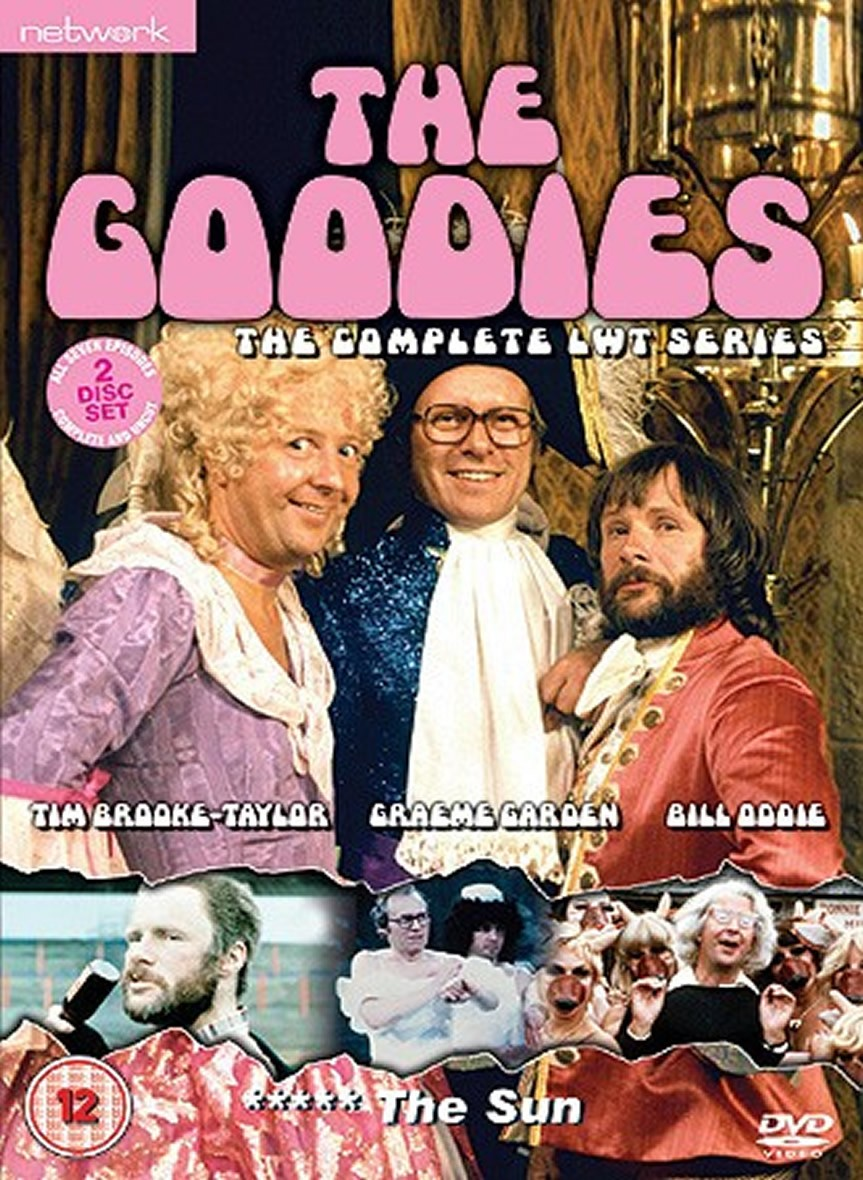 Goodies (The): The Complete LWT Series