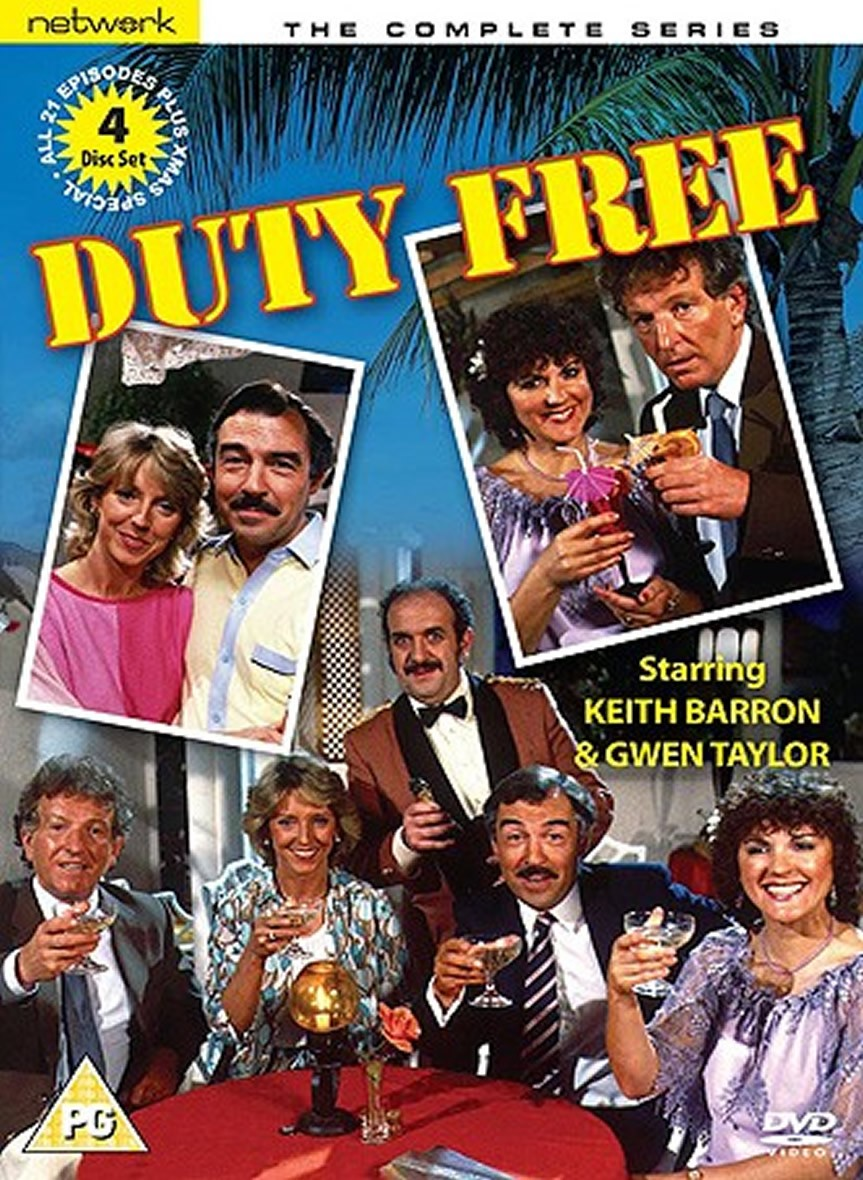 Duty Free: The Complete Series