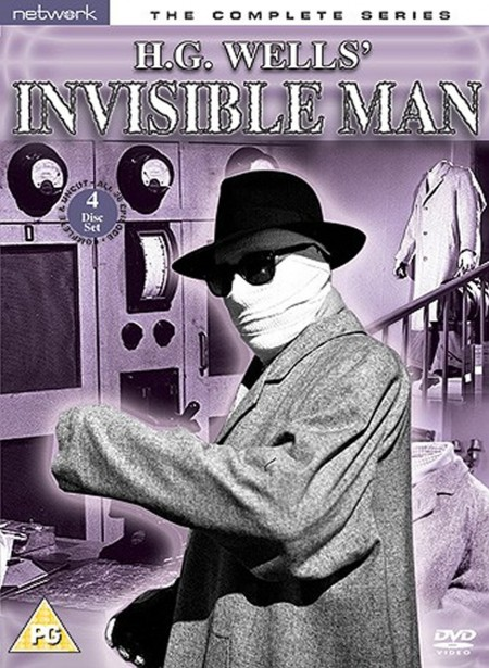 Invisible Man (The): The Complete Series