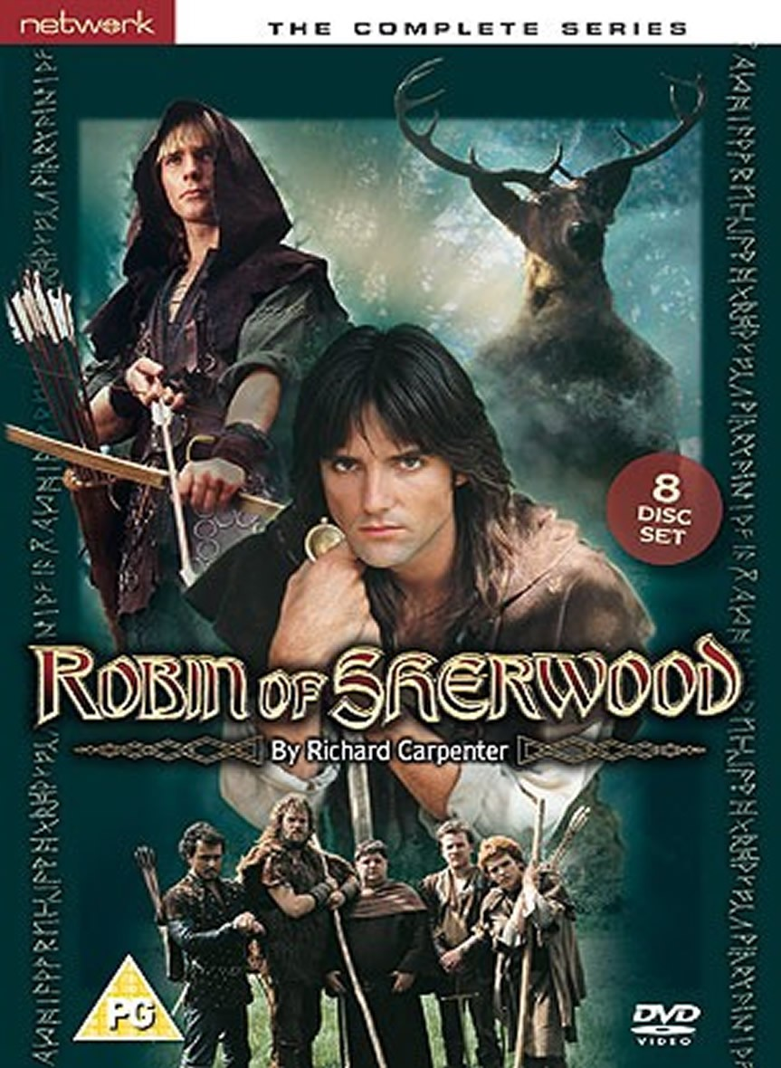 Robin of Sherwood: The Complete Series