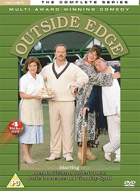 Outside Edge: The Complete Series