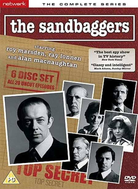 Sandbaggers (The): The Complete Series