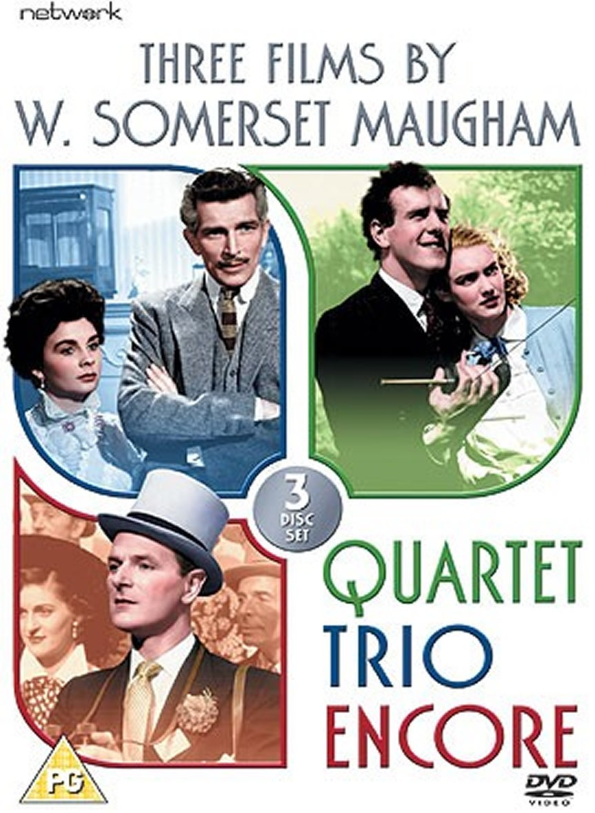 Three Films by W. Somerset Maugham