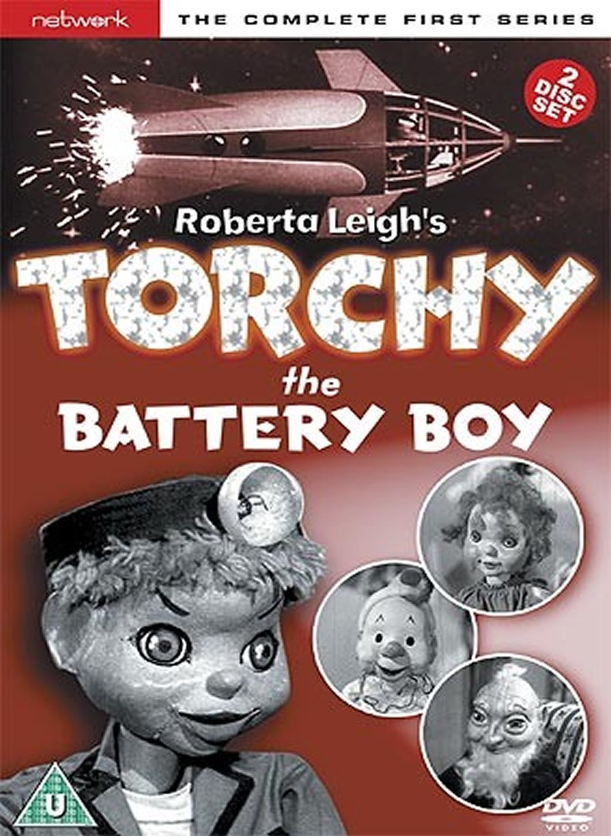 Torchy the Battery Boy: The Complete Series 1