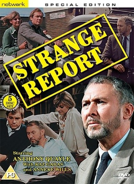 Strange Report: Special Edition