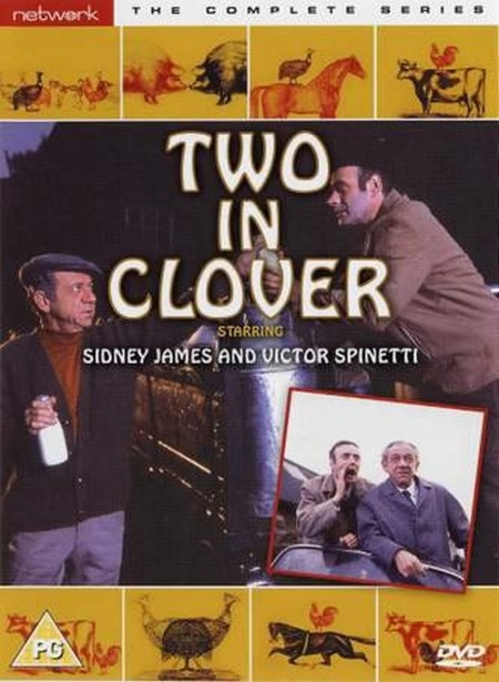 Two in Clover: The Complete Series