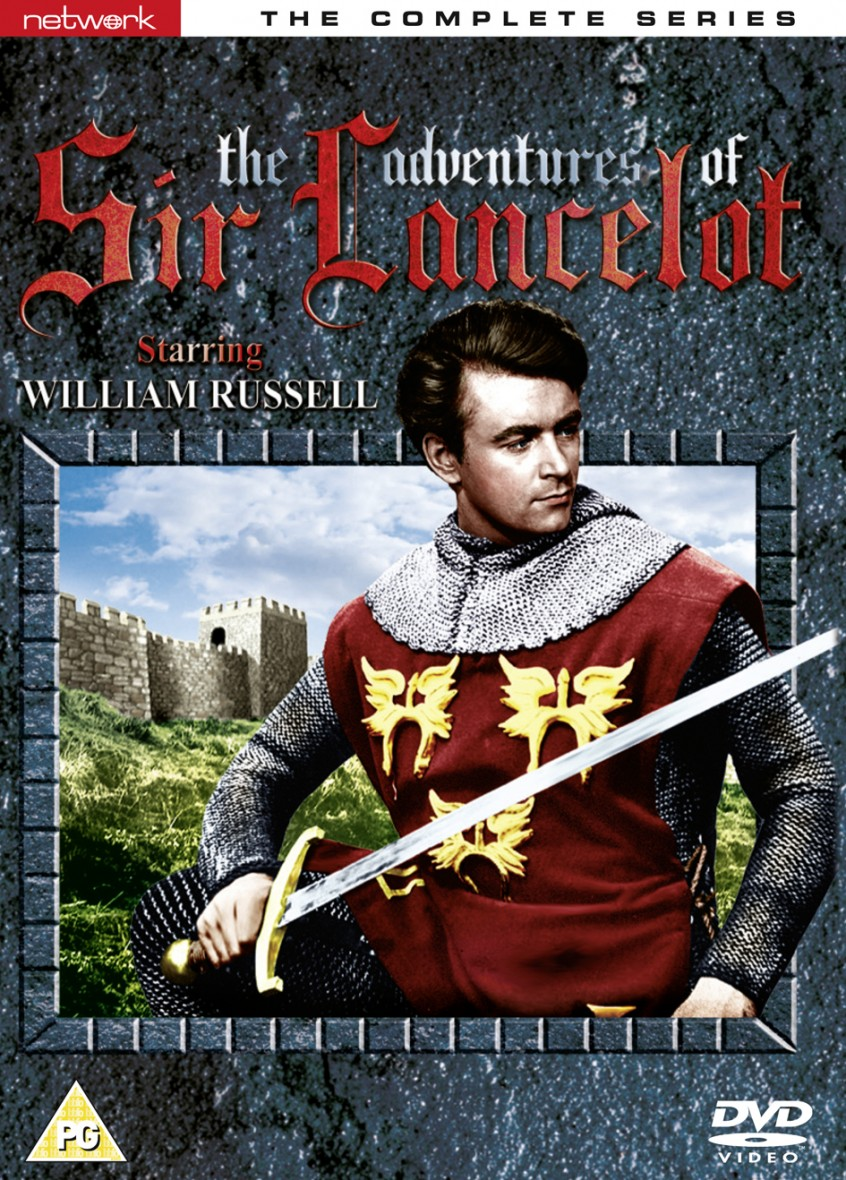 Adventures Of Sir Lancelot The Complete Series Network