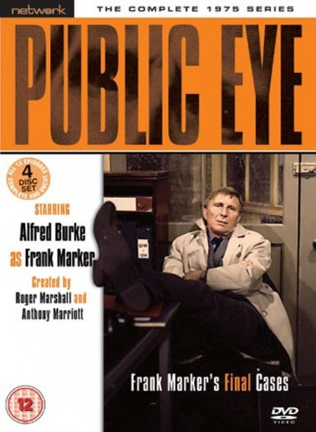 Public Eye: The Complete 1975 Series