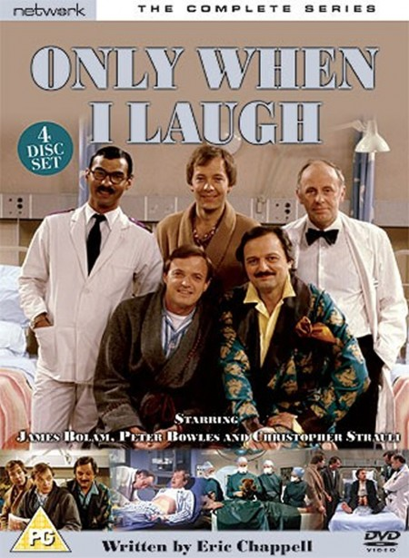 Only When I Laugh: The Complete Series