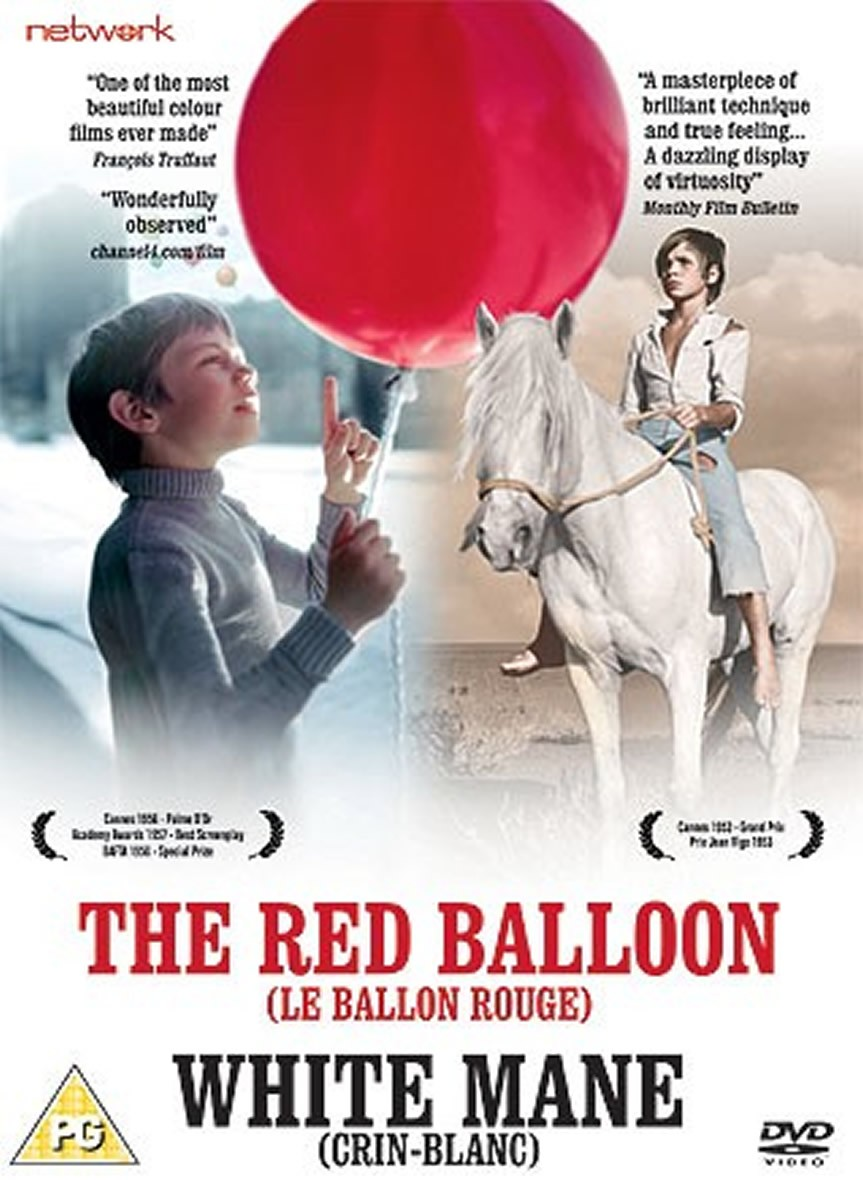 Red Balloon (The) / White Mane