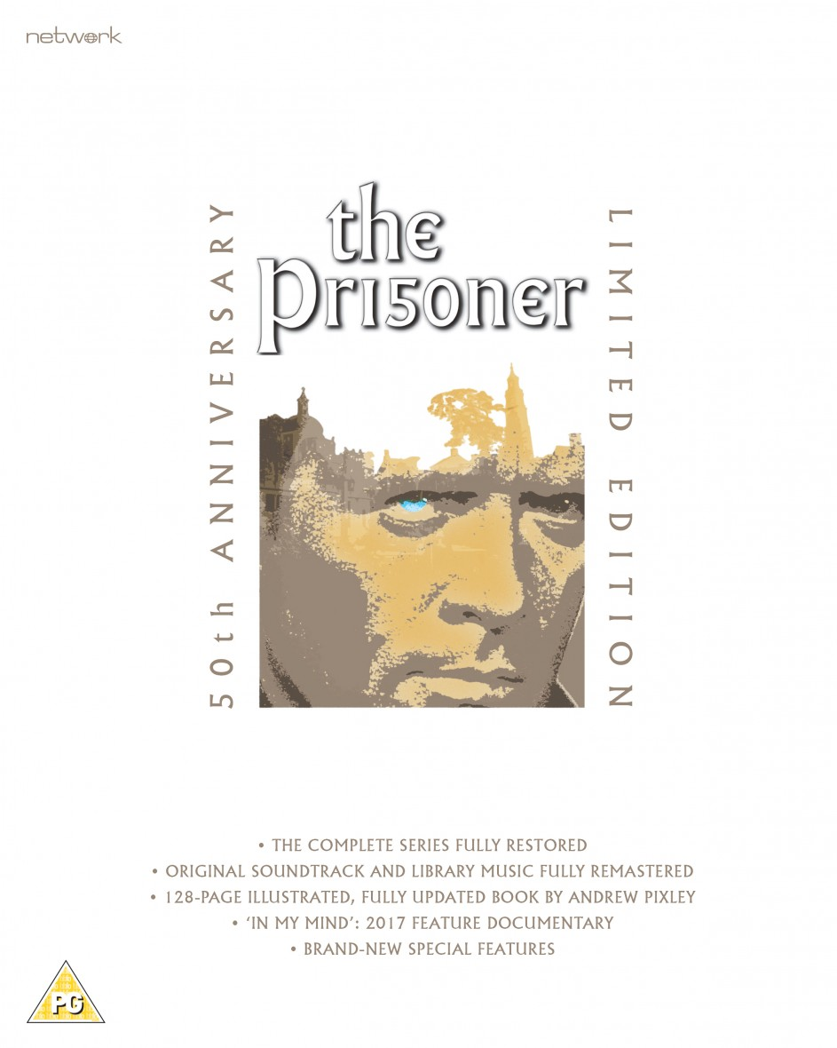Prisoner (The): 50th Anniversary Limited Edition [BLU-RAY]