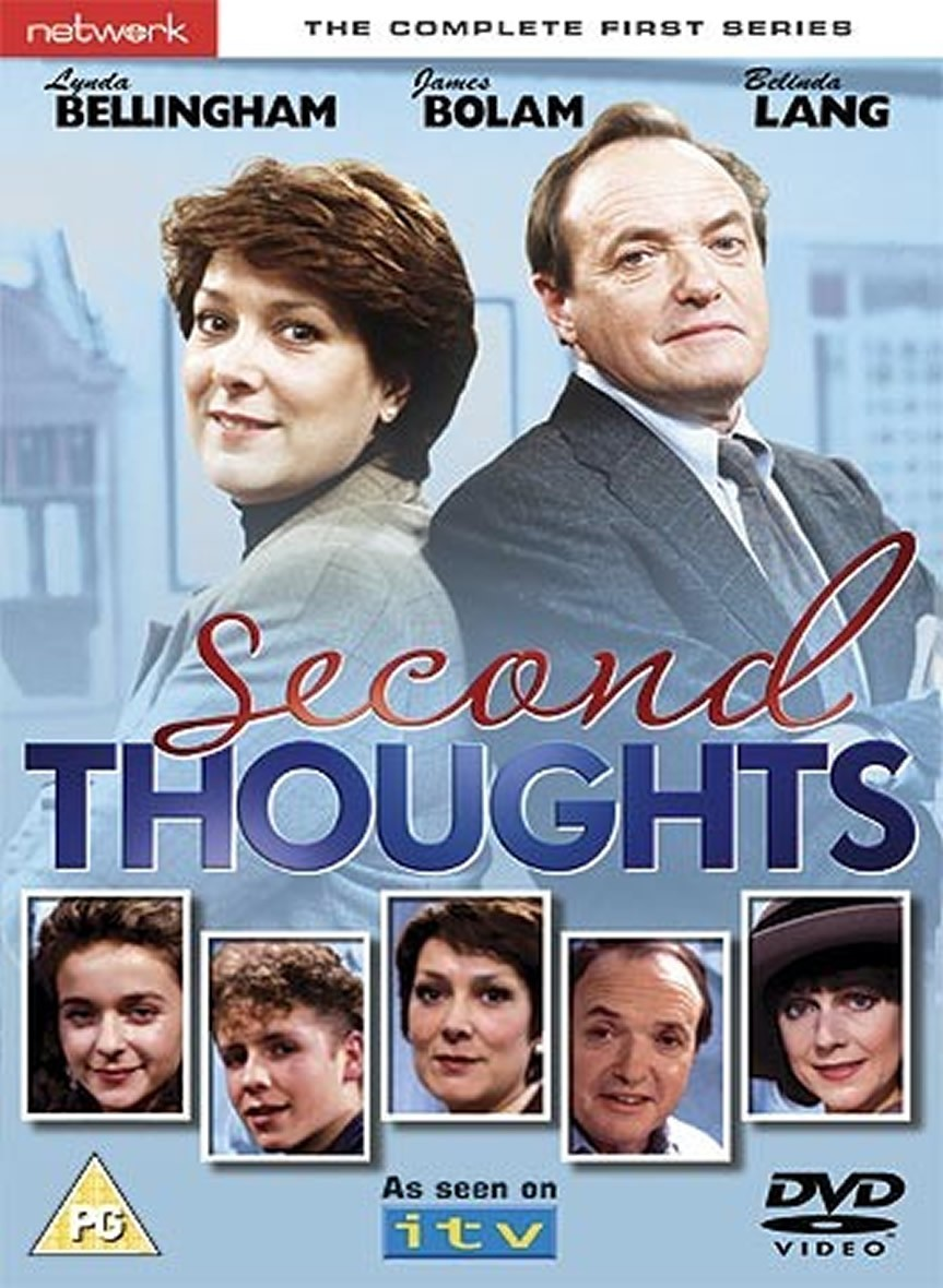 Second Thoughts: The Complete Series 1