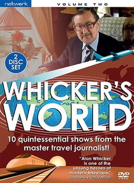 Whicker&#39s World: Volume 2