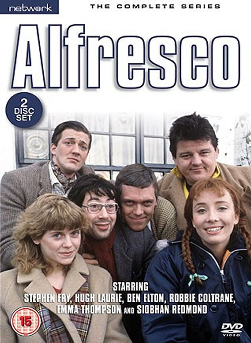 Alfresco: The Complete Series
