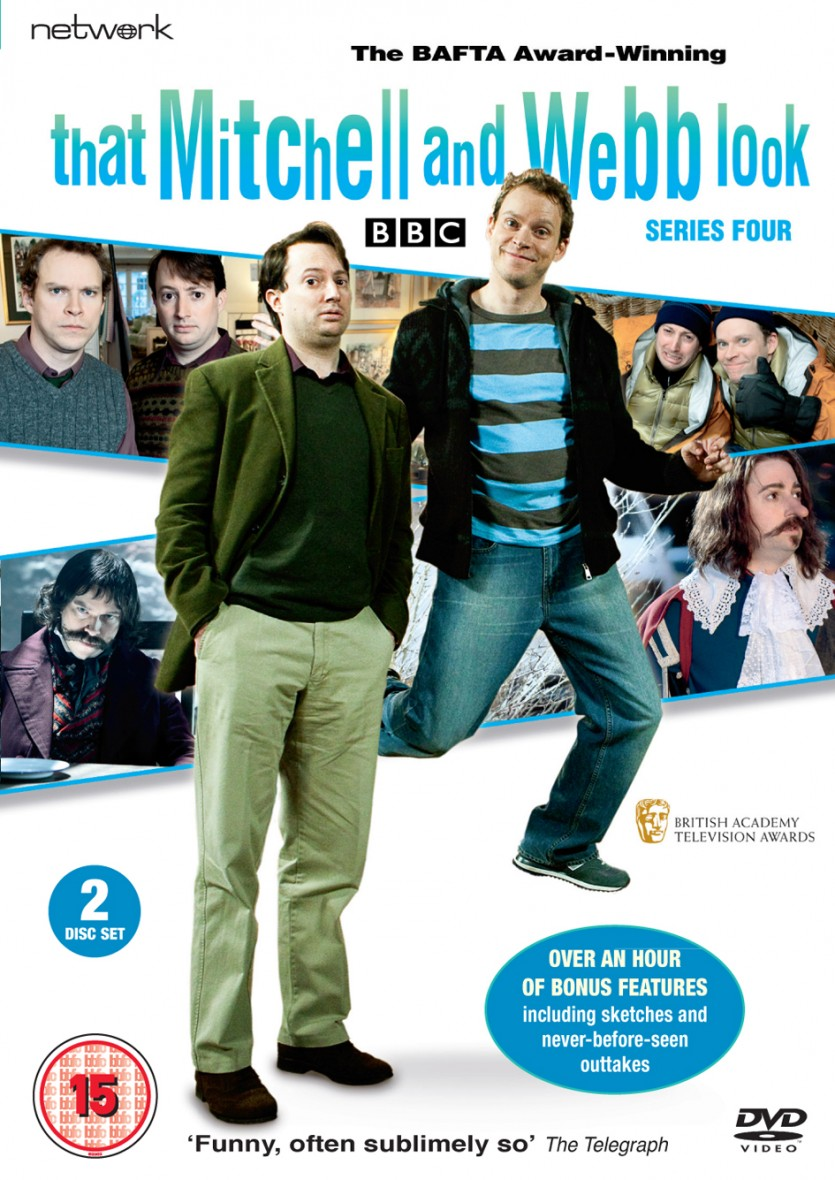 That Mitchell and Webb Look - Discoverer - YouTube