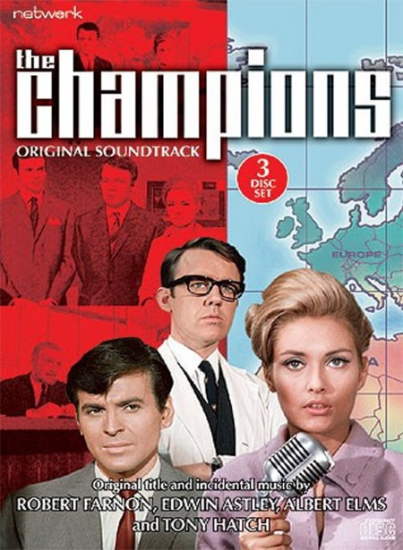 Champions (The): Original Soundtrack