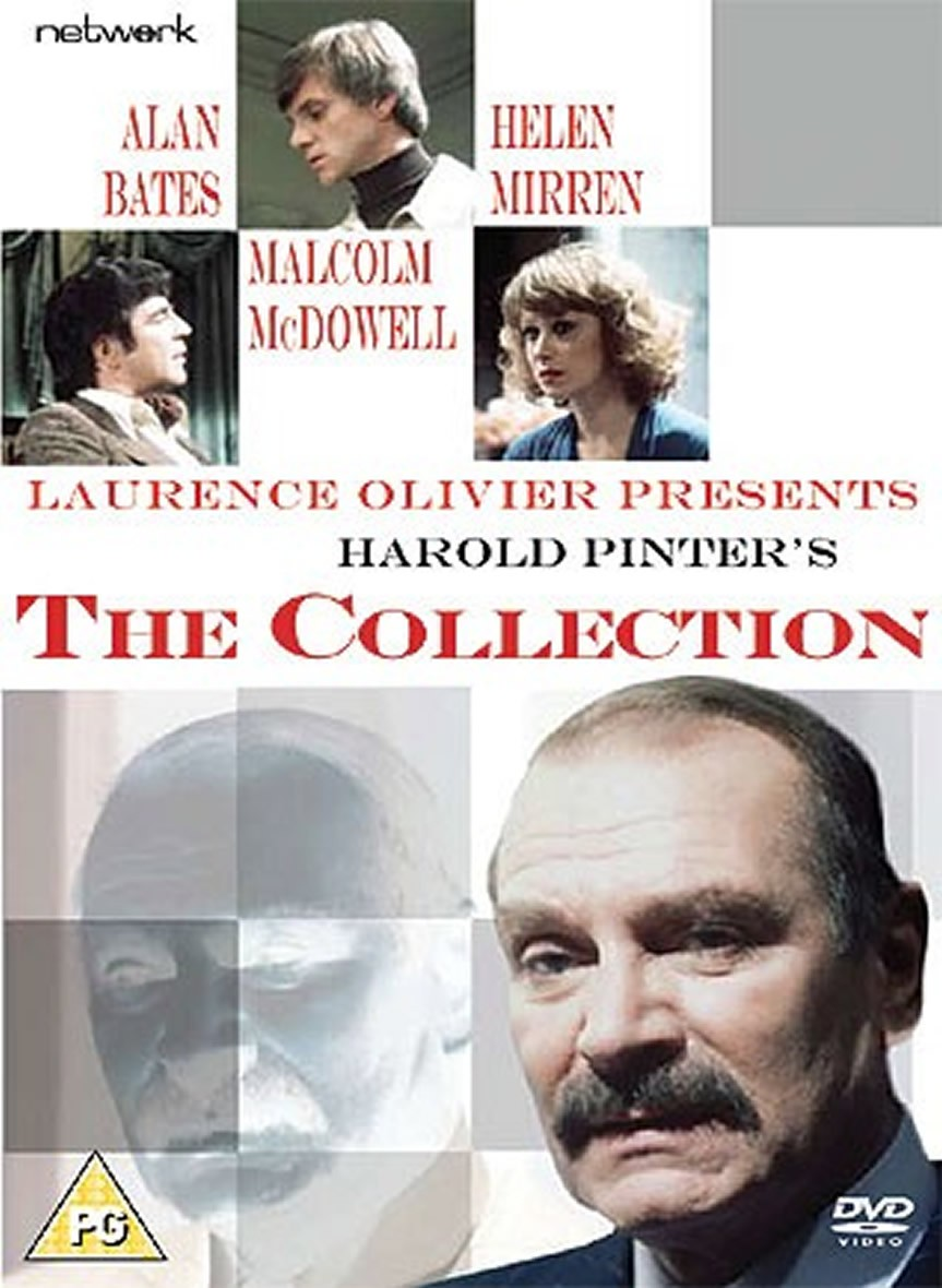 Laurence Olivier Presents Harold Pinter's The Collection