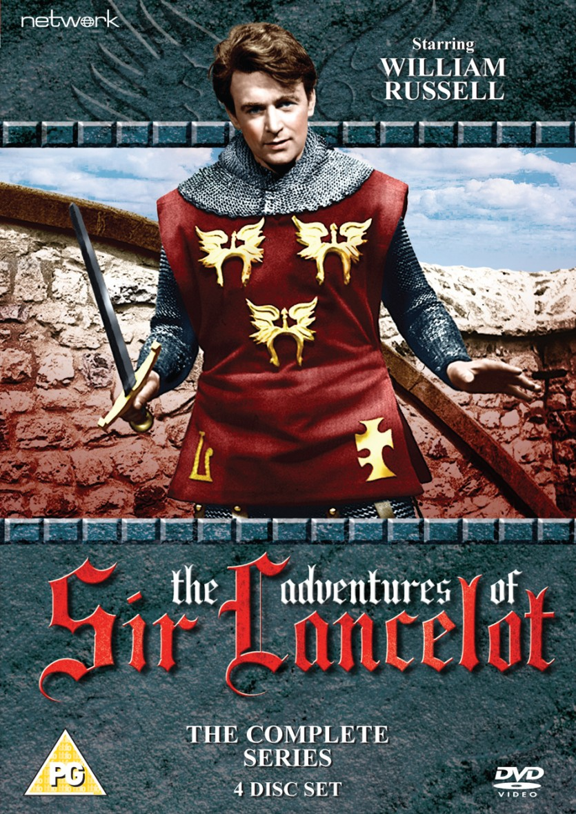 adventures of sir lancelot the complete series network on air