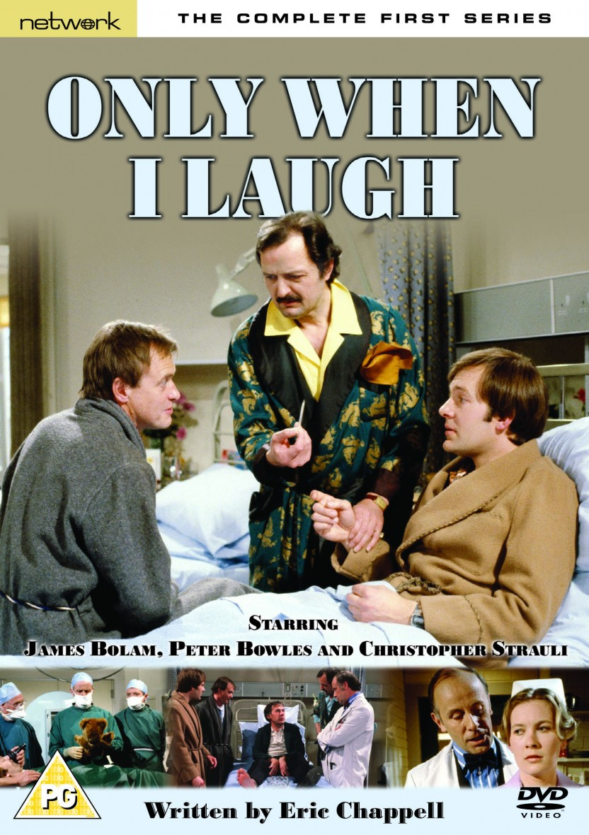 Only When I Laugh: The Complet...
