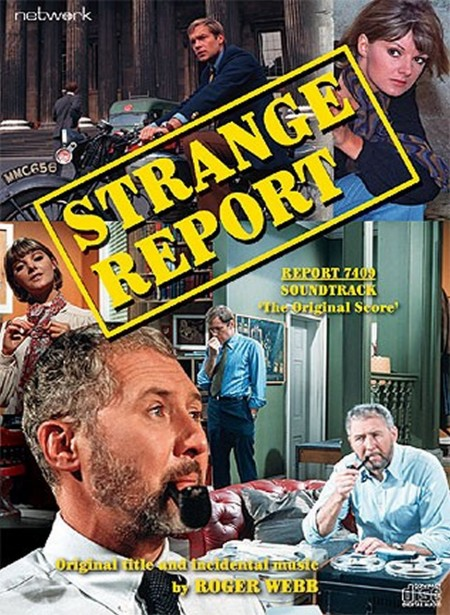 Strange Report: Original Soundtrack