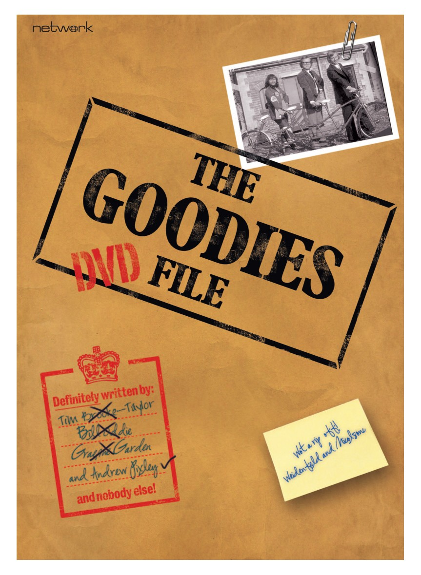 The Goodies DVD File