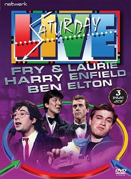 Saturday Live: Fry and Laurie, Harry Enfield and Ben Elton