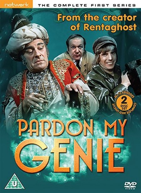 Pardon My Genie: The Complete Series 1